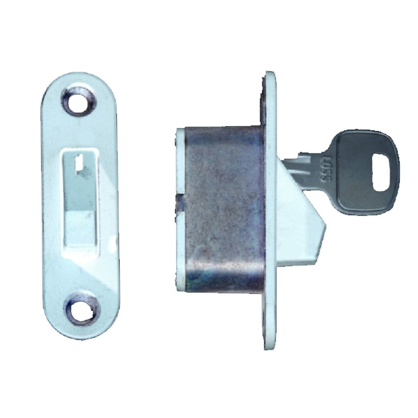 Cylinder Locking Sash Stop