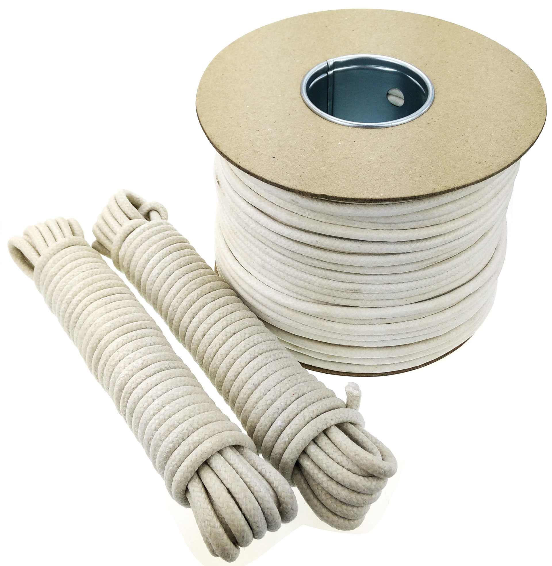 Waxed Cotton Sash Cord