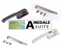 Airedale Suite Casement Window Hardware