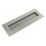 324x108mm PEWTER LETTER PLATE