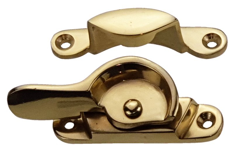 Pol BRASS NON-LOCKING TRADITIONAL FITCH FASTENER