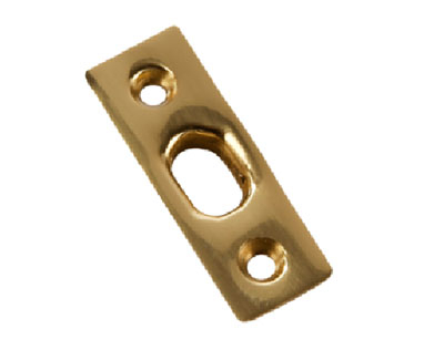 45x16mm Pol BRASS KNOT HOLDER